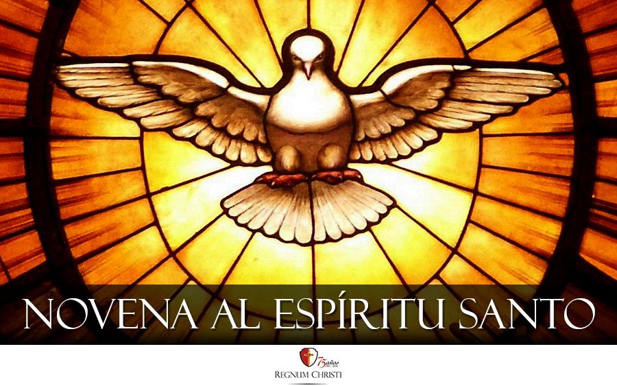 Novena Pentecostés 2016